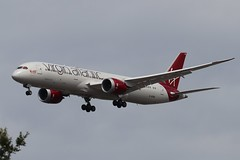 Virgin Atlantic G-VFAN LHR 07/08/19 (ethana23) Tags: planes planespotting aviation avgeek aircraft aeroplane airplane boeing 787 7879 virgin virginatlantic