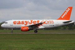 easyJet G-EZAA BFS 20/05/19 (ethana23) Tags: planes planespotting aviation avgeek aircraft aeroplane airplane airbus a319 easyjet