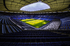 Hamburg0229VolksparkstadionHSV (schulzharri) Tags: hamburg deutschland germany europa europe fusball football stadion arena sport