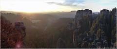 Morgen zwischen Gänsen und Höllenhund (Christoph Bieberstein) Tags: deutschland germany sachsen saxony europa 2020 januar sonnenaufgang sunrise sächsische schweiz elbsandsteingebirge saxon switzerland