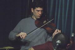 Near East Collective (2020) 12 (KM's Live Music shots) Tags: greece worldmusic rebetiko violin jamboree neareastcollective balkanmusic