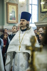 12 января 2020, Студент семинарии рукоположен в священный сан