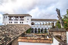 Generalife, Pabellón norte (ipomar47) Tags: generalife granada andalucia españa spain arquitectura architecture worldheritage patrimoniomundial patrimoniodelahumanidad pabellónnorte