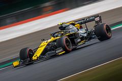 Photo of Nico Hülkenberg - Renault - Silverstone 2019