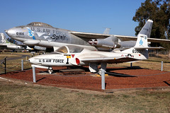 United States Air Force | Cessna T-37B Tweet | 56-3537 | Castle Air Museum (Dennis HKG) Tags: cessna t37 tweet tweetybird aircraft airplane airport plane planespotting military airforce trainer usaf usairforce unitedstatesairforce canon 5ds 24105 563537 atwater castleairmuseum