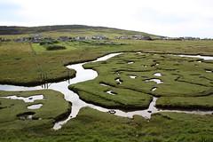 Isle of Harris: Salt Flats bei Northton (Helgoland01) Tags: westernisles outerhebrides alba scotland schottland lewisandharris atlantik atlantic northton harris