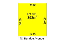 Lot 601, 48 Dundee Avenue, Holden Hill SA