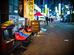 2130/1815'z (june1777) Tags: snap street alley seoul night light bokeh fujifilm gfx 50r canon ef 50mm f10 400 daechidong adcn landscape