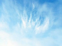 Crazy clouds (daveandlyn1) Tags: clouds unusualclouds somebluesky pattern pralx1 p8lite2017 imagetakenwithahuaweip8 huaweip8 smartphone psdigitalcamera cameraphone