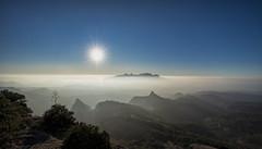 Sant Llorenç del Munt, CAT, ES (StarCitizen) Tags: spain catalonia mountains fog rocks sky ngc npc