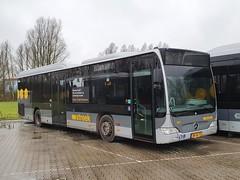 NLD Qbuzz 3237 ● Zoutkamp Panserweg (Roderik-D) Tags: qbuzz31003301 2009 dieselbus euro5 mercedesbenz citaro2 o530ü savas bege überlandbus streekbus 2axle 2doors bxgf75 3237 zoutkampgarage