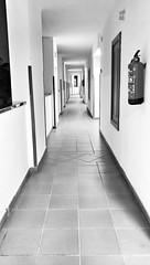 fifth floor (AxellH1) Tags: black white blackandwhite schwarz weis blanco y negro bw spanien espana spain kanarische inseln canary islands islas canarias gran canaria las palmas mogan puerto rico riu vistamar