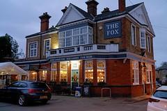 W7 Hanwell, Fox (Dayoff171) Tags: gbg gbg2001 boozers greatbritain england europe pubs unitedkingdom publichouses greaterlondon