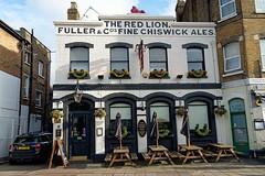 W5 Ealing, Red Lion (Dayoff171) Tags: gbg gbg2001 boozers greatbritain england europe pubs unitedkingdom publichouses greaterlondon