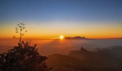 Sunset over Mt. Montserrat (StarCitizen) Tags: spain catalonia mountains fog rocks sky sunset ngc elitegalleryaoi bestcapturesaoi aoi