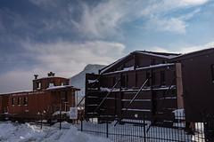 Colorado Railroad Museum - Golden, Colorado (Simon Foot) Tags: mountains vintage november clouds rp sky usa museum golden colorado canoneosrp co canon 2019 fall railroad autumn