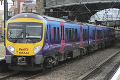 First Transpennine Express Class 185 185144 (Rob390029) Tags: first transpennine express class 185 185144 newcastle central railway station ncl