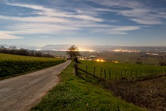 France - Isère - night or day? - long exposure (Jean-Philippe Le Royer) Tags: amazing leroyer amazingsky photographer lightroom paysages canon atmosphere clouds hiver canong1x picoftheday canong1xiii slowshutter