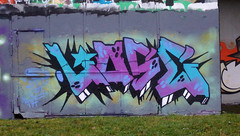 Oldenburg - ( Utkiek / street: Eidechsenstraße ) 984th picture / Graffiti, street art (tusuwe.groeber) Tags: projekt project lovelycity graffiti germany deutschland lowersaxony oldenburg city streetart niedersachsen farbig farben favorit colourful colour sony sonyphotographing nex7 bunt red rot art gebäude building gelb grün green yellow eidechsenstrase konzept concept wall wand utkiek halloffame landfill mülldeponie wandgestaltung