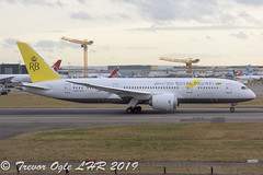 DSC_4673Pwm (T.O. Images) Tags: royal brunei boeing 787 dreamliner lhr london heathrow