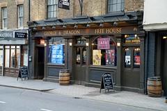 W3 Acton, George & Dragon (Dayoff171) Tags: gbg gbg2020 boozers greatbritain england europe pubs unitedkingdom publichouses greaterlondon
