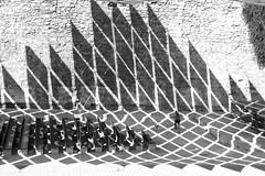 sun painting (Wackelaugen) Tags: mallorca laspalmas spain shadow patterns canon eos 500d photo photography stephan wackelaugen black white bw blackwhite blackandwhite mono noiretblanc schwarz weis schwarzweis
