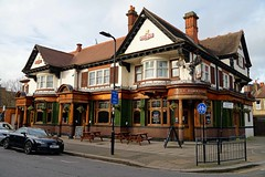 W13 West Ealing, Forester (Dayoff171) Tags: gbg gbg2020 boozers greatbritain england europe pubs unitedkingdom publichouses greaterlondon w139ep westealing forester fullers