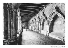 Promenade dans le cloître (Alfred Jensen) Tags: aquitaine france canon80d