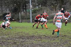 1st team RSRC in Kralingen (joergpmeier) Tags: rugby nederland 2e klasse herren zuid rotterdamsestudentenrugbyclub rsrc