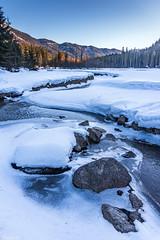 follow the flow (Tschissl) Tags: natura2000 schnee eis wasser stein berge landschaft location austria winter steiermark österreich