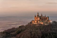 DSC_3326-2-1 (thomas.roesl) Tags: nikon d750 nikond750 sigma 150600 sport 150600mmsport burg hohenzollern deutschland germany badenwürttemberg badenwurttemberg sun sonne sonnenuntergang sundown castle