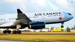 Air Canada | C-GEFA | Airbus A330-343 | BGI (Terris Scott Photography) Tags: jet jetliner air canada airbus aircraft airplane aviation plane spotting nikon d850 tamron 70200mm f28 travel barbados takeoff toronto a333 a330 300