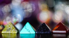 #Triangle - 7965 (✵ΨᗩSᗰIᘉᗴ HᗴᘉS✵93 000 000 THXS) Tags: 4 triangle geometry macro macromondays bokeh sony color hmm mm belgium europa aaa namuroise look photo friends be yasminehens interest eu fr party greatphotographers lanamuroise flickering challenge