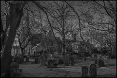 St Andrew's Wallace Green and Lowick Church of Scotland DSC_4720 (dark-dave) Tags: churchyard graves berwickupontweed landscape