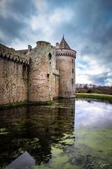 Château de Suscinio (Fabien Legagneur) Tags: 2019 80d fabienlegagneur bretagne canon chateau décembre suscinio canonfrance canon80d