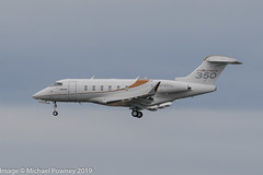 N785CL - 2018 build Bombardier Challenger 350, aircraft exported to Austria in December 2019 as OE-HVV (egcc) Tags: 20785 bizjet bombardier cgoxw cl350 challenger challenger350 ksea lightroom n785cl oehvv sea seatac seattle tacoma
