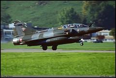 """""""MIRAGE 2000"""" D 648 3-XT EC3/3 Ardennes 2Esc Stans Buochs octobre 1999 (paulschaller67) Tags: mirage2000 d 648 3xt ec33 ardennes 2esc stans buochs octobre 1999"""