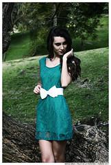 Big Bad Wolf (Matías Brëa) Tags: mujer woman girl retrato color portrait model modelo