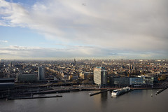 Amsterdam from Above (fedech_) Tags: sony sonyalpha sonya7 amsterdam travel beauty bellezza outside zeiss zeisscameralenses panorama view city