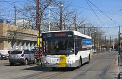 5101 137 (brossel 8260) Tags: belgique bus delijn brabant