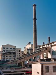 798 Art Zone Beijing (gerrit-worldwide.de) Tags: 798 beijing china asia olympus em1 art 2019 omd chimney powerplant panasonic lumixg2017 industrial