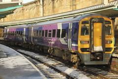 Northern Rail Class 158 158872 (Rob390029) Tags: northern rail class 158 158872 carlisle citadel railway station car wcml