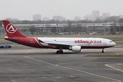 TC-AGF (vriesbde) Tags: amsterdamschiphol amsterdam schiphol eham ams tcagf airbusa330203 airbusa330200 airbusa330 airbus a330203 a330200 a330 atlasglobal