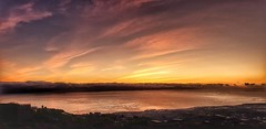 Sonnenuntergang auf Teneriffa... (D.Purkhart) Tags: sonnenuntergänge teneriffa canarias candelaria wolkenhimmel wolken abendrot meer atlantik
