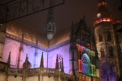 St Elisabeth Cathedral in Kosice, Slovakia