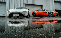 Photo of Aston Martin Reflections