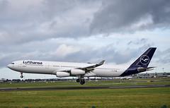 D-AIGU               A340-313         Lufthansa       DLH519 (Gormanston spotter) Tags: lufthansa a340313 daigu airbus dub 2020 eidw gormanstonspotter a340 avgeek dlh519