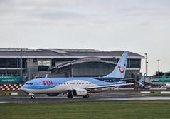 G-TAWK         B737-8K5            TUI Airways (Gormanston spotter) Tags: gtawk boeing dub b737 2020 avgeek b7378k5 eidw gormanstonspotter tuiairways