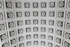 Columbus Main Library_DSC9867 (GmanViz) Tags: gmanviz color sonya6000 columbus metropolitanlibrary library ceiling arch architecture interior