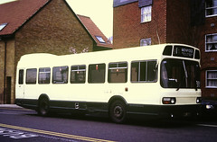 Slide 146-94 (Steve Guess) Tags: hertfordshire herts england gb uk bus leyland national london country northeast station snb249 npk249r